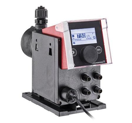 Цифровые мембранные насосы Grudnfos DDA XL, DDE XL - производительность до 200 л/ч